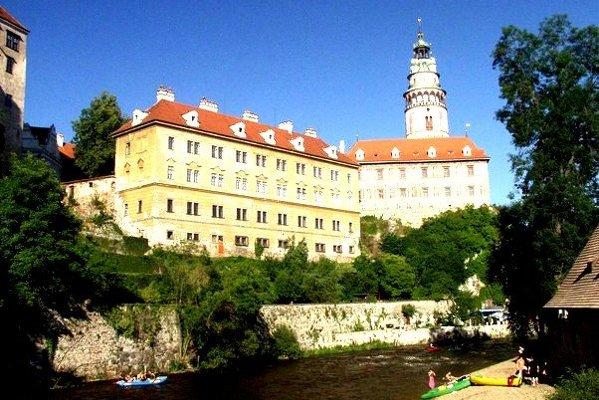 Památky a příroda Jižních Čech