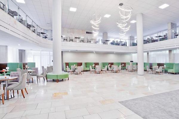 Dudince, hotel Smaragd