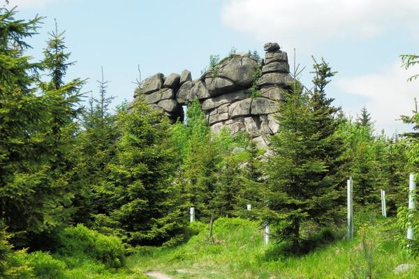 Nejkrásnější místa Jizerských  hor